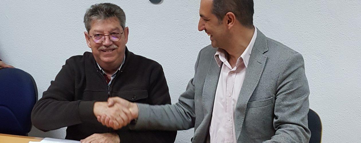 Assinatura parceria entre a URIPSS Algarve e a LuziGás