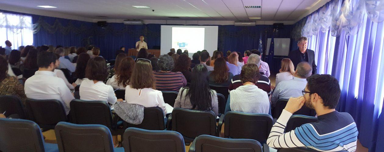 Seminário no Instituto D. Francisco Gomes – Novo Regulamento Geral de Proteção de Dados
