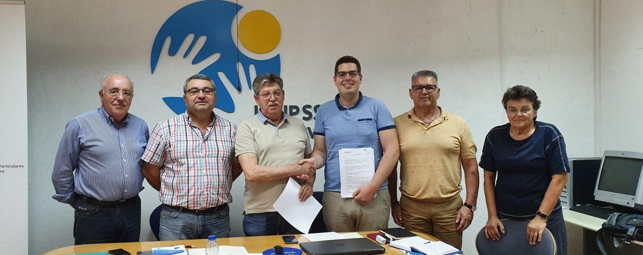 Assinatura parceria entre a URIPSS Algarve e a Digital Experts